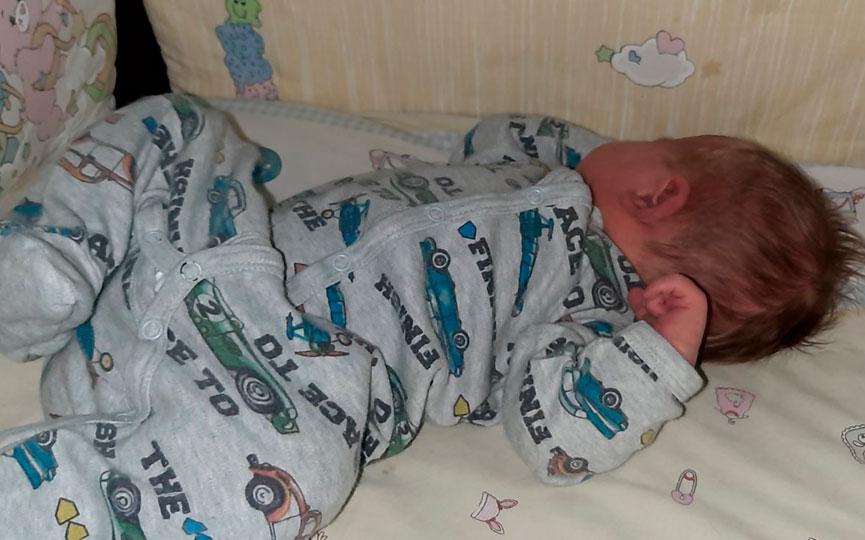 «Акушерка не поверила своим глазам» – мальчик более 5 кг родился в Барановичах