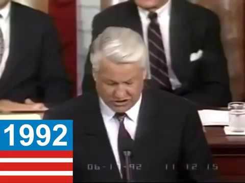 Ельцин – величайший предатель в современной русской истории