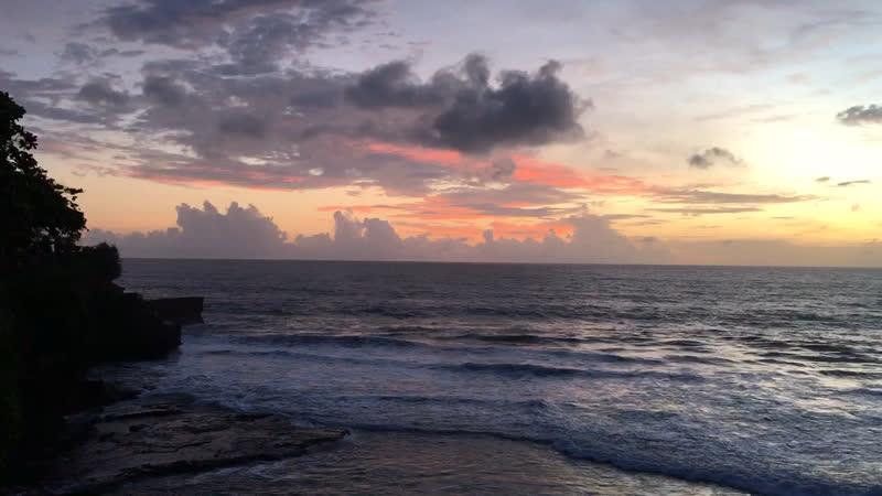 Океан не терпит суеты