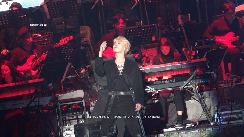 20191228 XIA Ballad&Musical Concert with Orchestra - 이야기 되는 이야기 ~ 난 나의 것