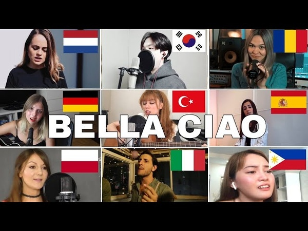 Who Sang It Better Bella Ciao La Casa De Papel netherland italy romania germamy south korea