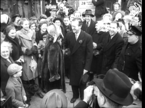Spot The Stars A New Parlour Game 1948 1959