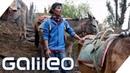 Esel statt Auto: So leben 18-Jährige in Nepal   Galileo   ProSieben