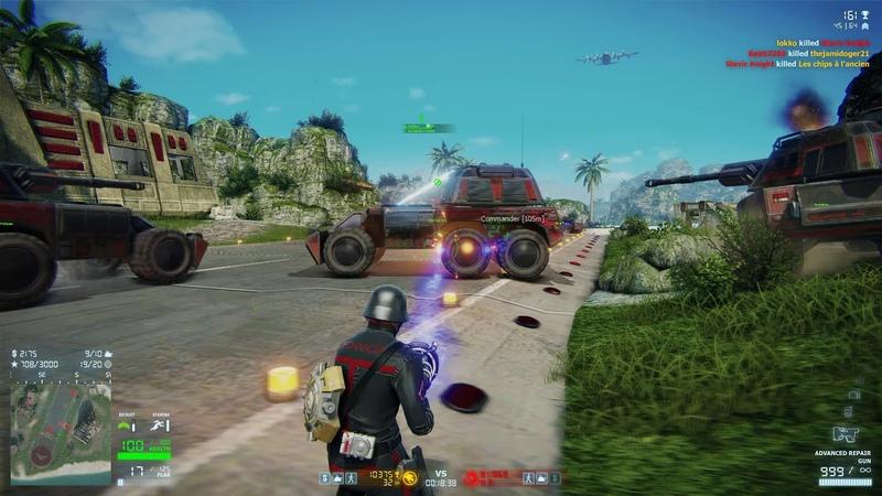 Command Conquer Renegade X Tiberian Era Multiplayer Gameplay 1 (PC) (4K60)