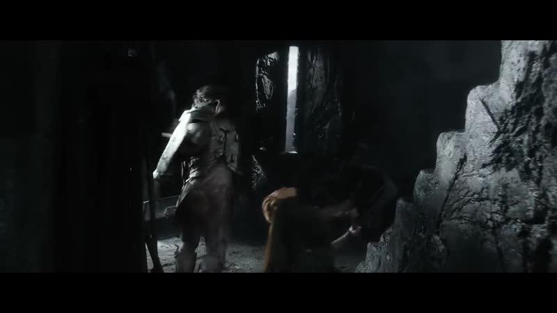 Армия Гундабада вступает в бой. Леголас и Тауриэль приходят на помощь.