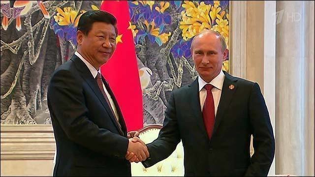 ВШанхае заключена «сделка века»: Россия иКитай подписали крупнейший газовый контракт