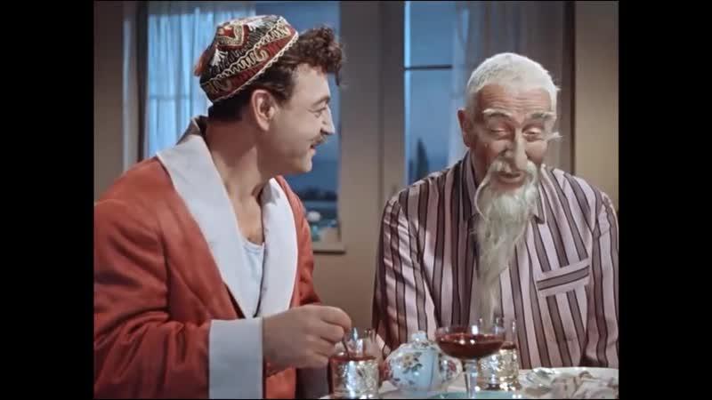 У нас, дорогой папаша, все султаны! Кто работает, тот султан!