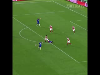 A fitting end to an incredible Chelsea career! - - @HazardEden10 v Arsenal, OTD! .mp4