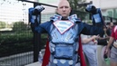 Justin Heston's Best DC косплей of 2019: Superman (video by Youtube @Justin Heston, song: Jay30k - Man of Steel (Jay30k Drum Bass Remix)) · coub