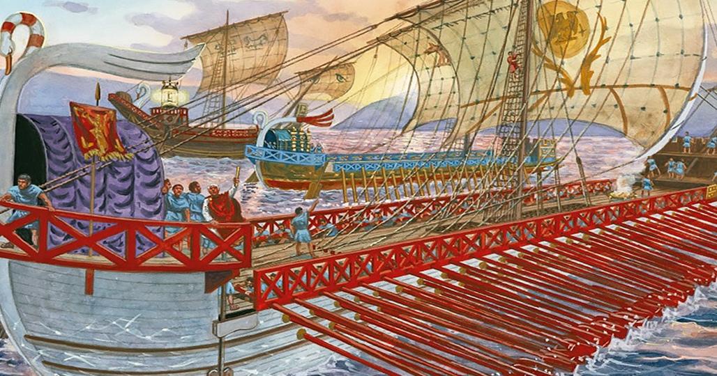 Корабли Рима