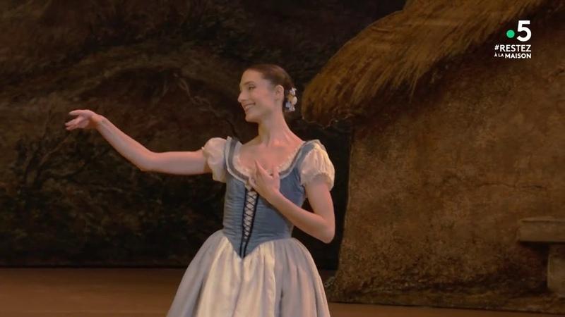 Opéra Ballet Giselle Passage des arts