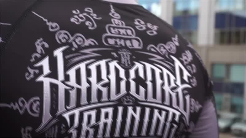 Fightwear.ru Hardcore Training Muay Thai