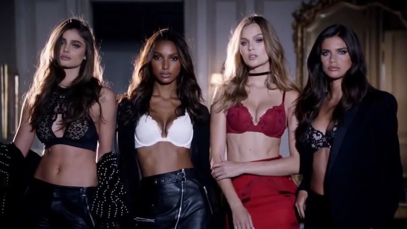 The Victoria's Secret Angels Lip Sync | Spektrem - Shine