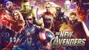 Новые Мстители Трейлер на русском 2020