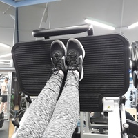 Постановка ног при жиме платформы:
