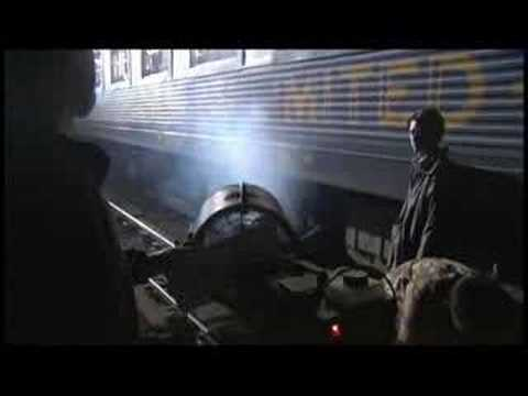 Production Day 20 Dining Car Night Shoot