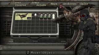 Resident Evil 4 Mod - Gallina por TMP de Hunk