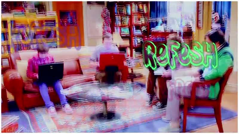 Теория большого взрыва The Big Bang Theory Get ready to run