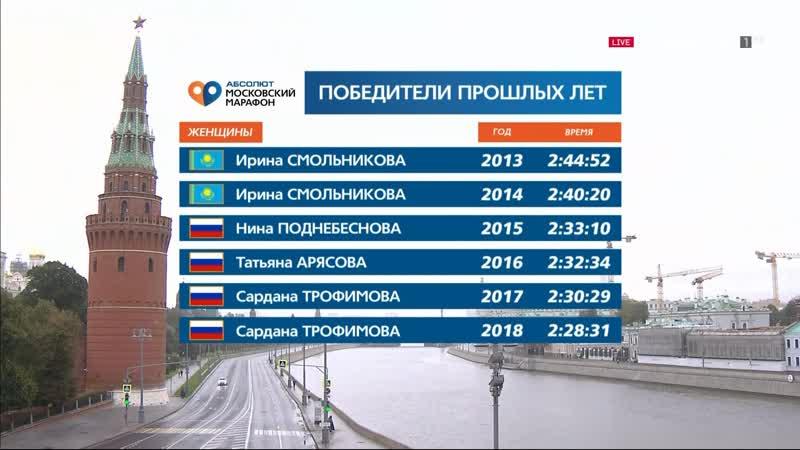 2019.09.22_Московский марафон_Сардана Трофимова