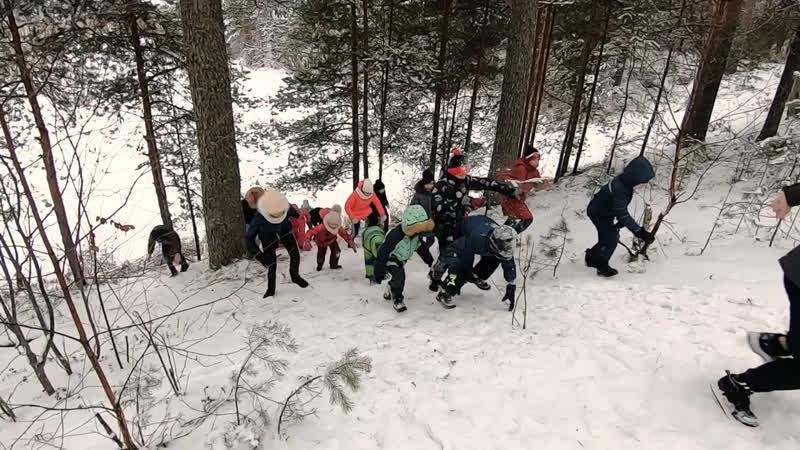 Школа тхэквондо Березина Рождественские сборы Тарнога 2020