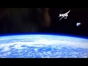 HUGE Craft Spotted Hovering Above Earth On ISS Live Feed! - The Real McCoy