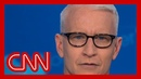 Anderson Cooper calls out Trump for pushing conspiracy theory