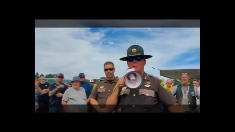 Шериф округа Льюис отказался выполнять приказ геноцидников