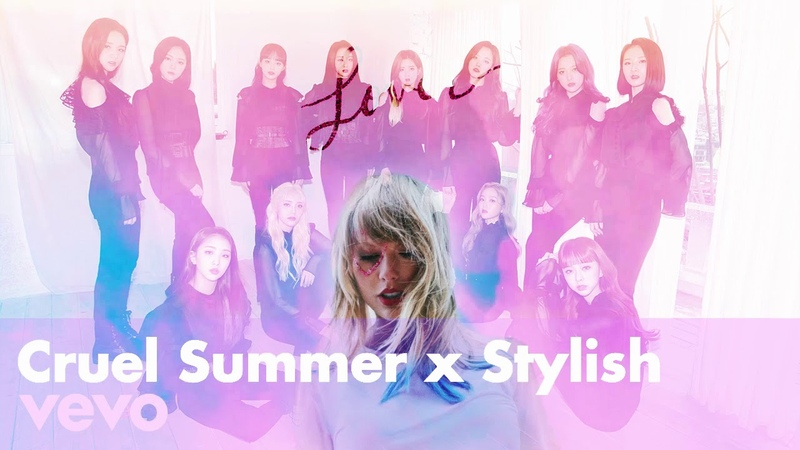 Stylish Summer (Taylor Swift x LOONA Mashup)