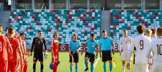 Первая лига Беларуси-2020/21. U-16.