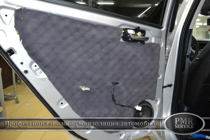 Шумоизоляция Hyundai Solaris, изображение №16