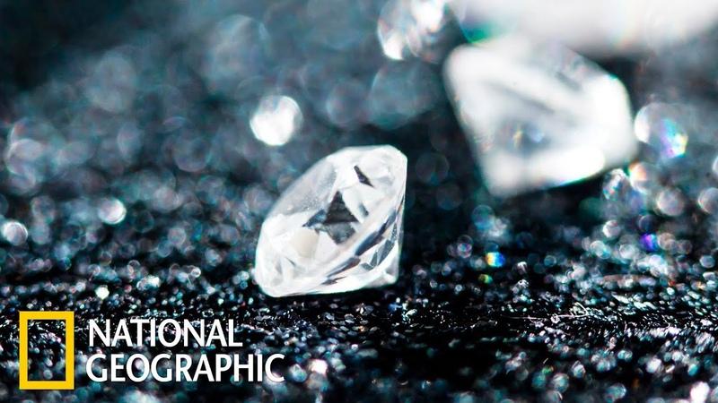 Суперсооружения Добытчики алмазов National Geographic