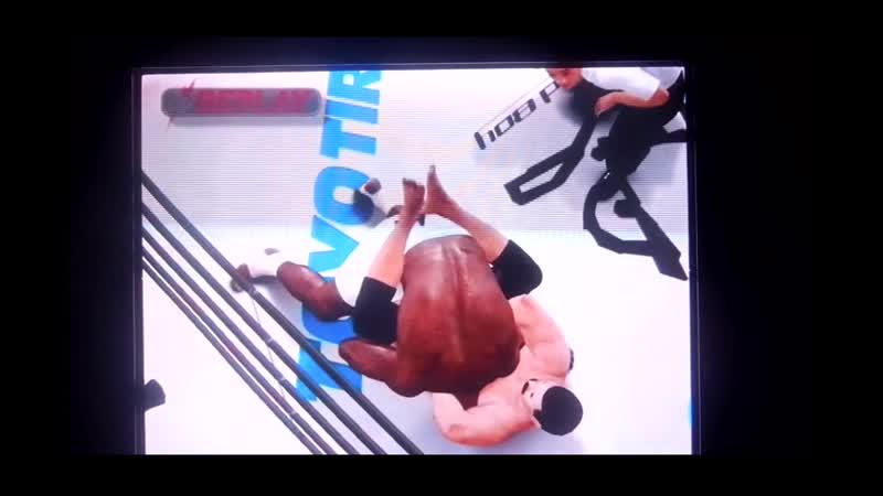 UFC 3 Undisputed The best fighter in the world Dan Severn highlight Дэн Северн нарезка лучшего бойца в мире 11DeadFace