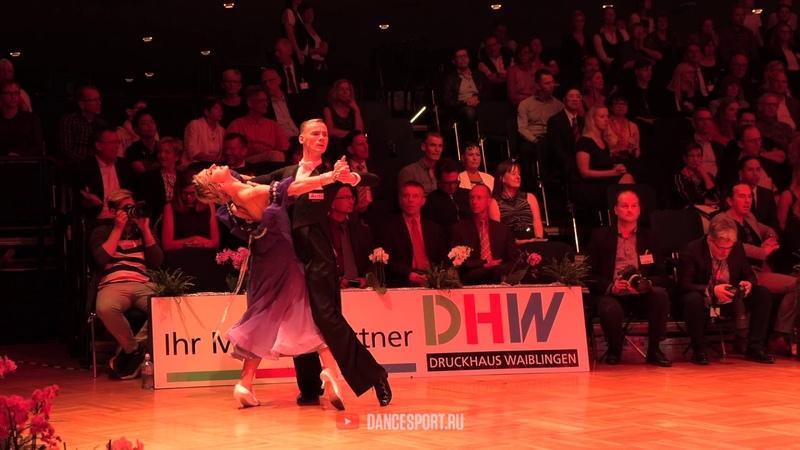 Daniil Patokin Ksenia Promzeleva RUS Tango German Open Championships 2019