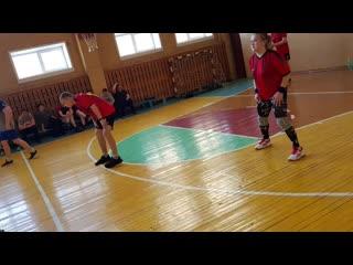 Первенство по волейболу между МО района .mp4
