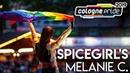 SPICEGIRLS Melanie C @ CSD in Köln Cologne Pride 2019