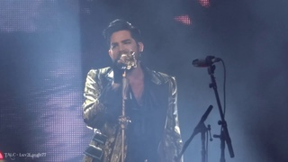 TALC HD - Q ueen + Adam Lambert - Show Must Go On - The Rhapsody Tour - Vancouver, BC 2019