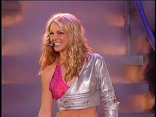 Britney Spears - There's No Place Like Home (Oops!... I Did It Again Tour Special) [TV Rip]