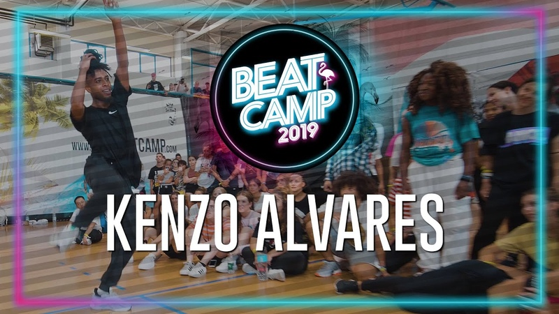 KENZO ALVARES Beyoncé Jay Z Childish Gambino MOOD 4 EVA WhoGotSkillz Beat Camp 2019