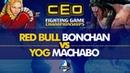 RED BULL Bonchan (Karin) vs YOG Machabo (Necalli) - CEO 2019 Winners Final - CPT 2019