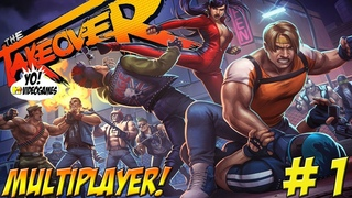 Beating in the New Year! The Takeover Mulitplayer with Doods! Part 1 - YoVideogames