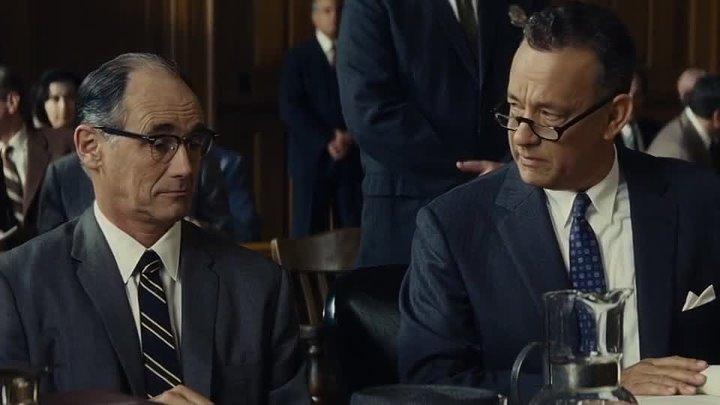 El puente de los espías (Spielberg, 2015)