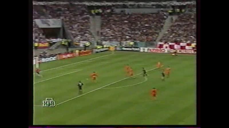 Лига чемпионов УЕФА 19992000. Финал. (НТВ, 24.05.2000) Фрагмент