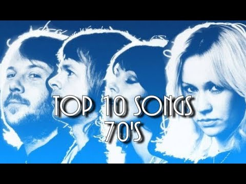 Top 10 Worldwide Hits Of Each Year (The 1970s)
