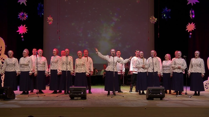 Концертная программа от Оркестра Пенза им. В.Н Попова и Хора им. О.В Гришина