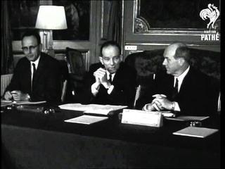 Big Four Foreign Minister Meet  (1961)