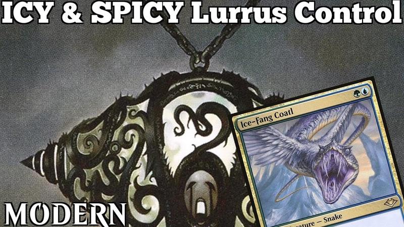 ICY SPICY Lurrus Control | Modern [MTGO] | Sultai Lurrus Control | Modern