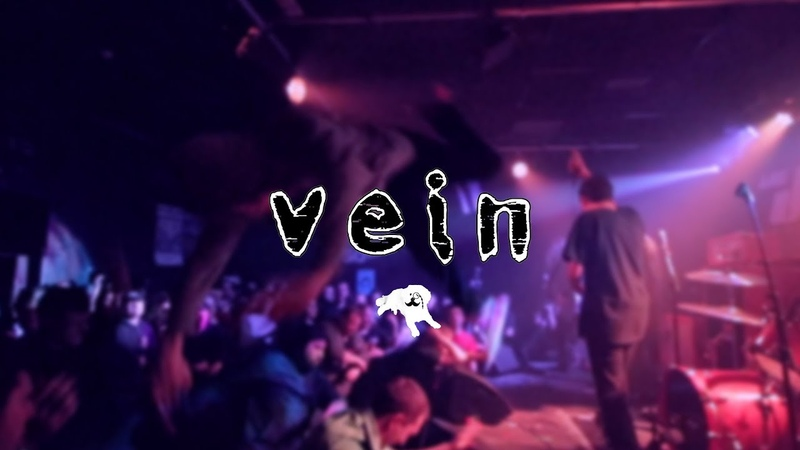 VEIN FULL SET THE JOINERS SOUTHAMPTON 21 02 2019