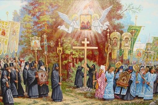 Приближается праздник «Медовый Спас».