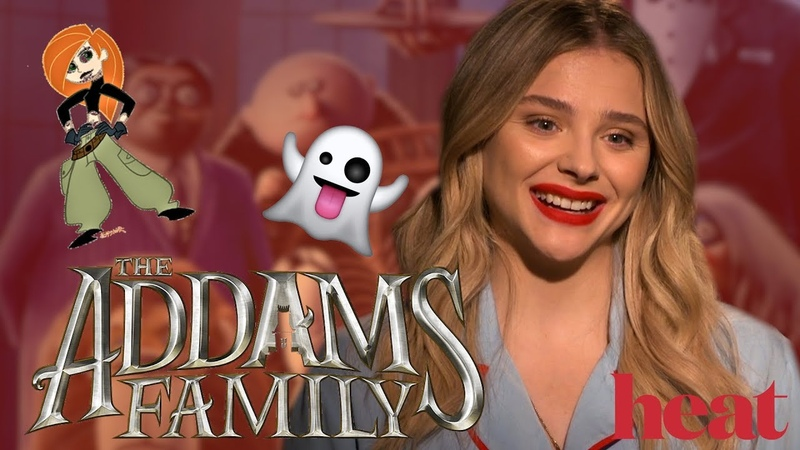 Chloe Grace Moretz reveals just how close her family are and it's adorable 💞