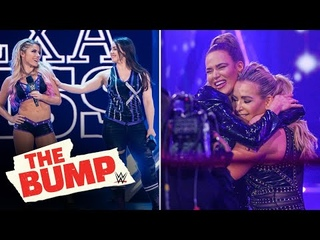 [#My1] Alexa Bliss & Nikki Cross, Lana & Natalya: WWE's The Bump, July 1, 2020